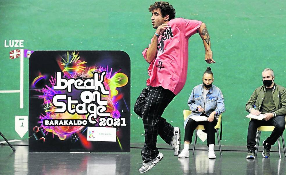 «El break dance es un baile social y necesitas sentir la energía de los demás»
