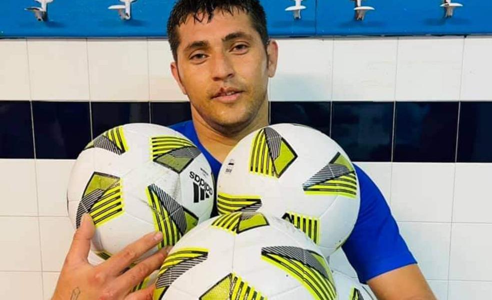 Gamarra marca 5 goles de una tacada en el ambicioso Zalla