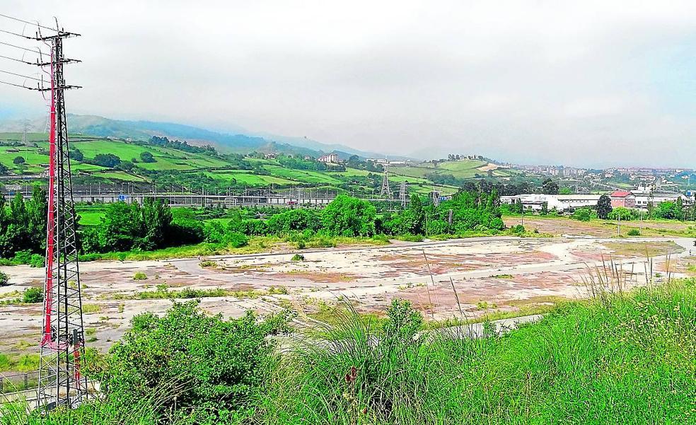 Avanza la descontaminación de la escombrera de Santurtzi