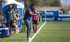 Mikel Crespo: «Hemos trabajado mucho el detalle para que caiga a nuestro favor»