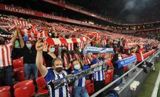 Aforos al 100% en los estadios de fútbol de Euskadi