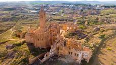 Los nueve pueblos abandonados más espectaculares de España