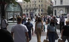 Ligero crecimiento de los contagios en Euskadi con 271 casos en los últimos tres días