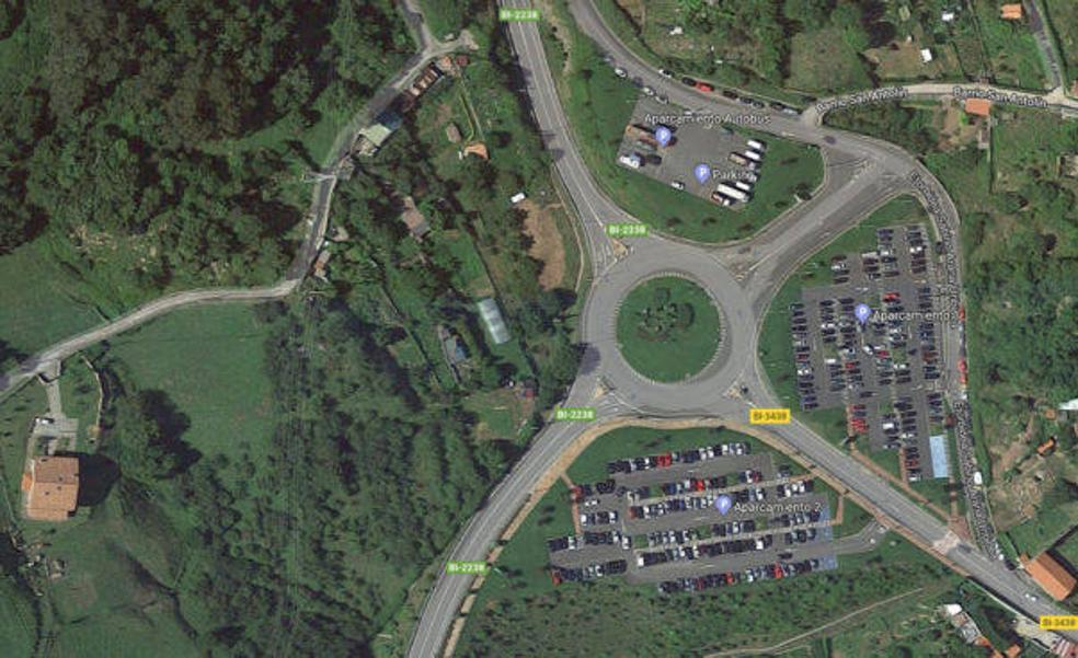 Lekeitio suma una hectárea a su anillo verde y un parking con 30 plazas
