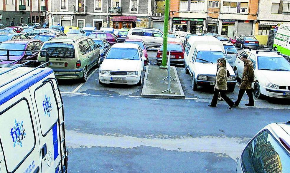 El aparcamiento es la mayor preocupación de los getxotarras