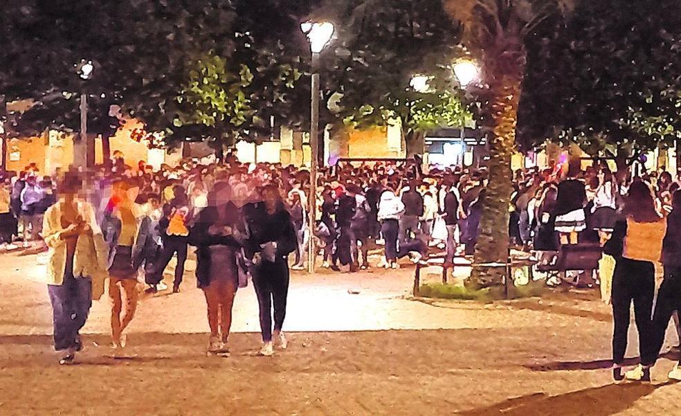 Basauri celebra el último fin de semana de las 'no fiestas' con refuerzo policial
