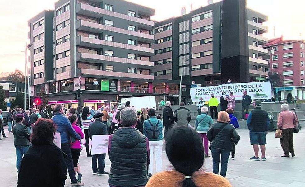 «No queremos que la Diputación decida sobre La Avanzada sin la opinión de los leiotarras»