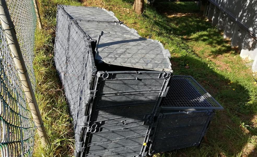 El compostaje de residuos llega a los centros escolares de Trapagaran