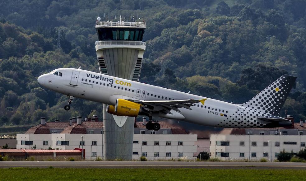 El aeropuerto de Bilbao mejorará su puntualidad al integrarse en Eurocontrol