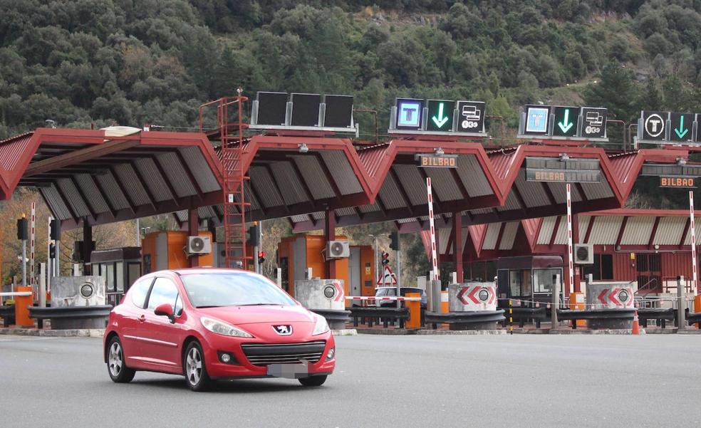 La Diputación recuerda que los peajes en las autovías ya están contemplados en Bizkaia