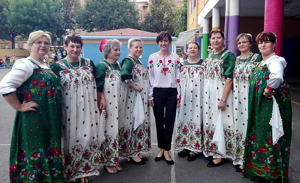 Amorebieta creará lazos entre culturas con un espectáculo integrador