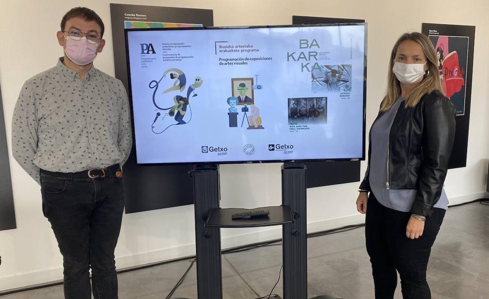 Getxo invertirá 120.000 euros en programación artística