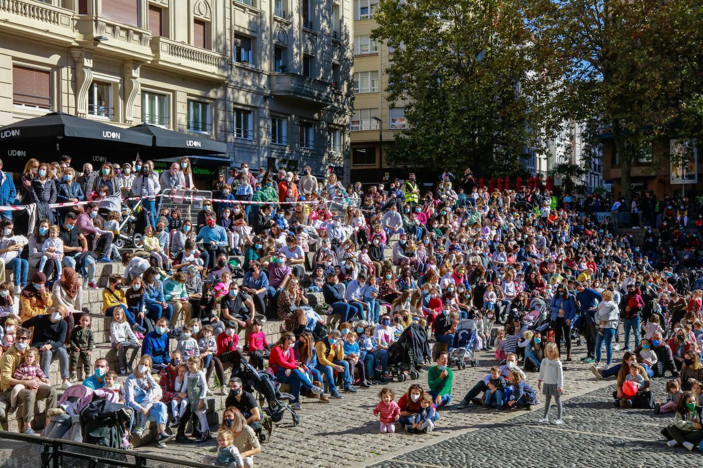 El Vital Eguna 2021 devuelve a Vitoria los conciertos de la vieja normalidad