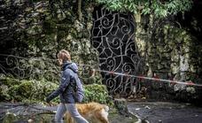 Vitoria aumenta el presupuesto para reparar la gruta de la Florida