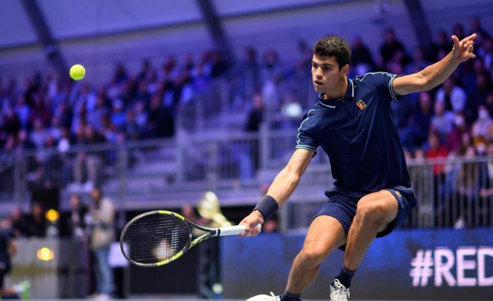 Alcaraz, gran novedad para una Copa Davis sin Nadal