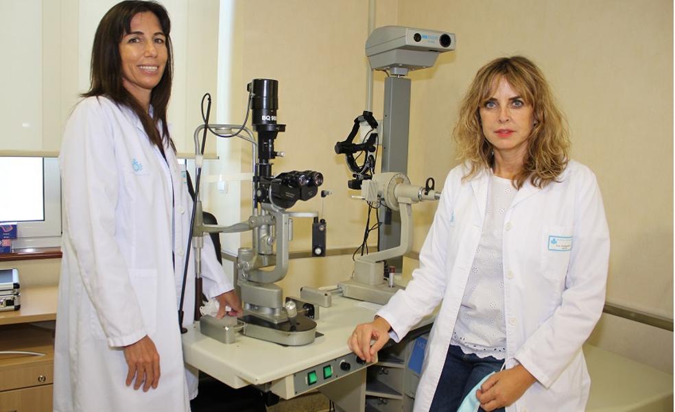 El hospital San Juan de Dios de Santurtzi pone en marcha una unidad para tratar el estrabismo