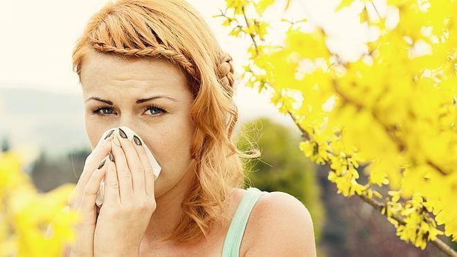 La alergia a los vegetales puede ocasionar trastornos respiratorios