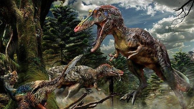 El 'Pinocho Rex', la última bestia de la era Mesozoica