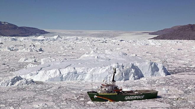 Más investigación para la navegación del Ártico