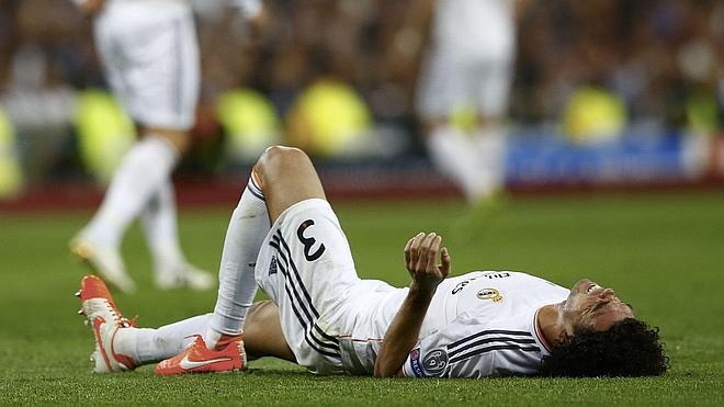 Pepe, duda para Lisboa por lesión