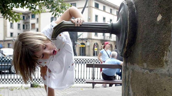 El 91% de los escolares no está bien hidratado