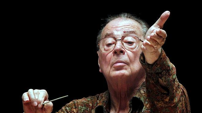 Fallece el director de orquesta Rafael Frühbeck de Burgos