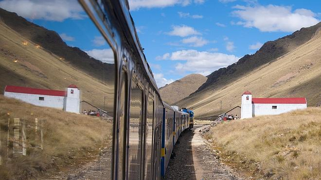 Perú, para tocar el cielo
