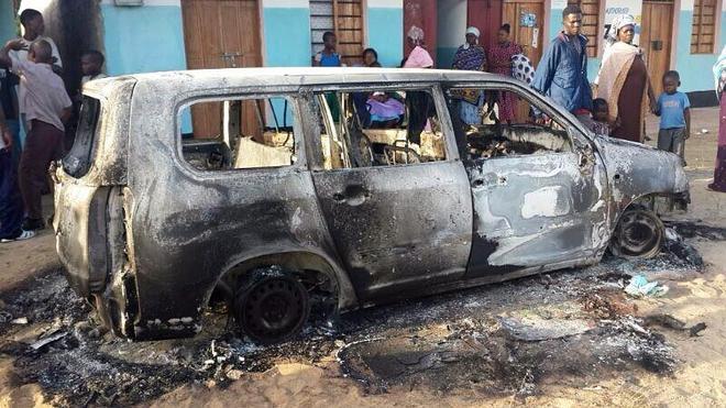 Al menos 48 muertos en un ataque terrorista en Kenia