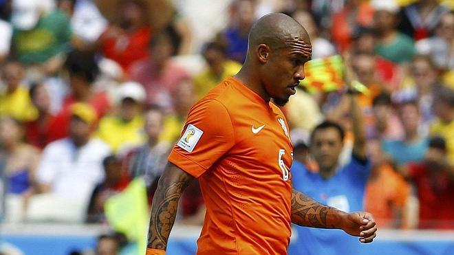 Holanda anuncia que De Jong se perderá lo que resta de Mundial