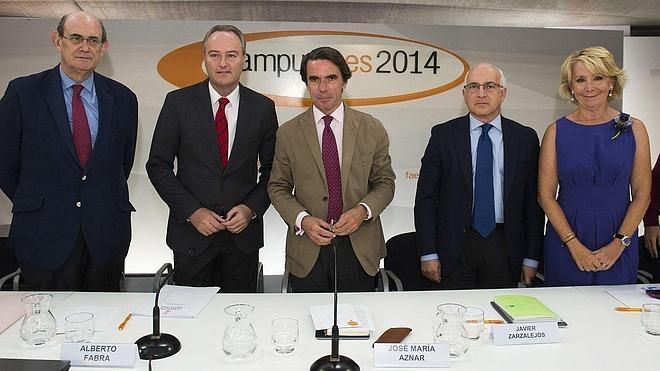 Fabra avisa de que sin el PP el secesionismo puede prender en la Comunidad Valenciana