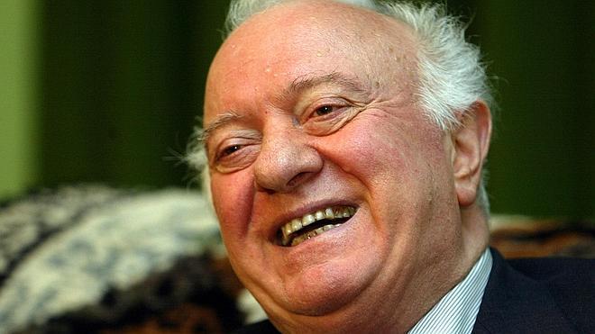 Fallece Eduard Shevardnadze, figura clave de la 'perestroika'