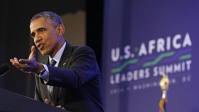 Obama anuncia la creación de una fuerza rápida de paz en África