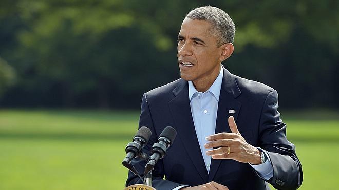 Obama anuncia que Francia y Reino Unido se unen al apoyo humanitario en Irak