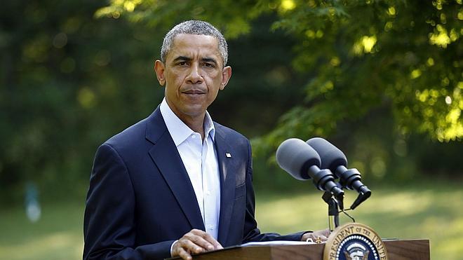 Obama celebra la «prometedora» designación de Al Abadi en Irak