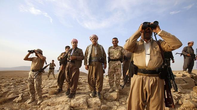 EE UU dice que su papel en Irak es «una estrategia a largo plazo»