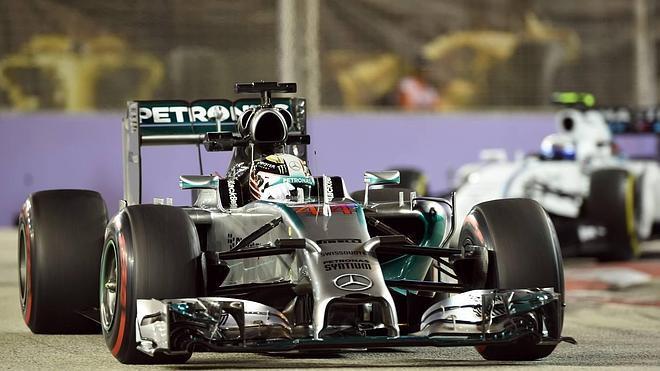 Alonso hace girar la ruleta