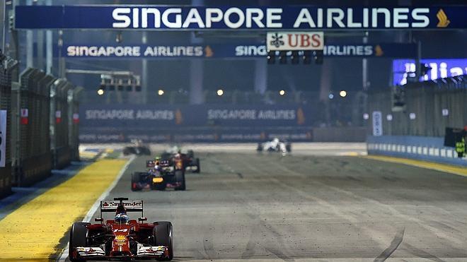 Alonso: «A veces los 'safety car' perjudican»