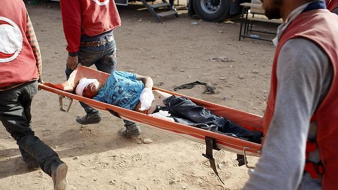 La coalición bombardea por segundo día las posiciones del EI en Siria