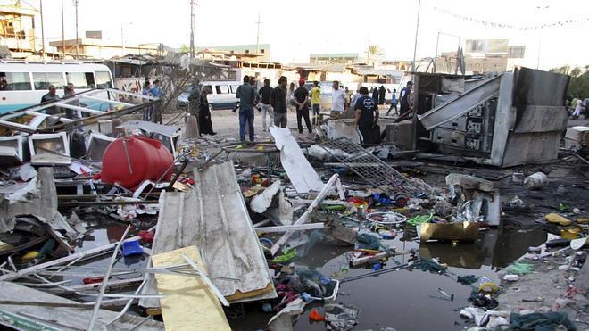 Al menos 38 muertos y 36 heridos en diferentes ataques en Irak