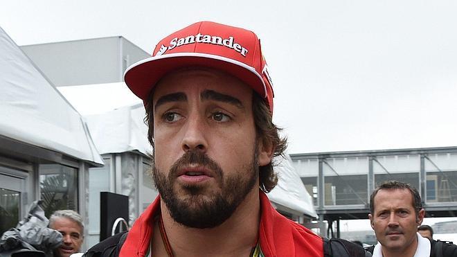 Alonso y Ferrari, ni contigo ni sin ti