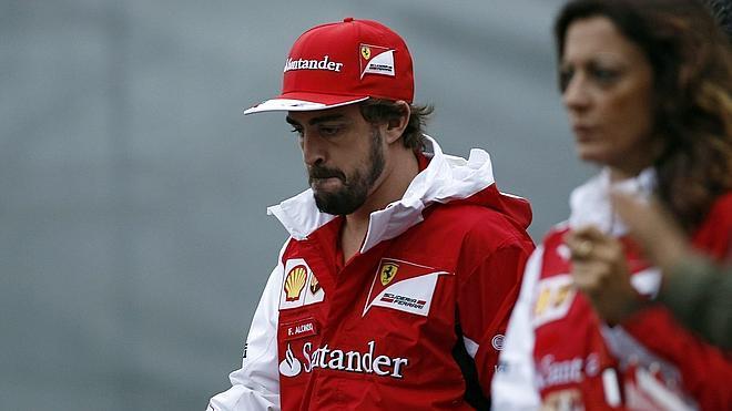 Desastre para Ferrari