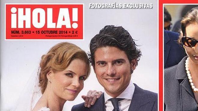 Olivia de Borbón y Julián Porras, la boda más esperada