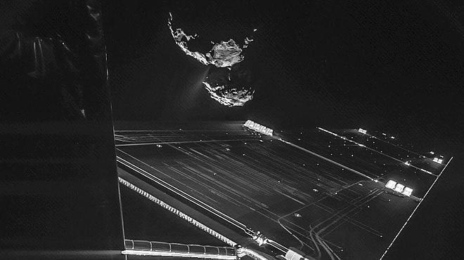 'Rosetta' soltará la sonda 'Philae' a 22 kilómetros del cometa y aterrizará siete horas después