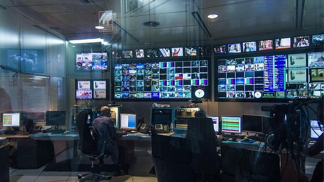 1.500 trabajadores de RTVE reclaman una televisión plural e independiente