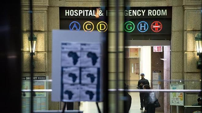 Nueva York confirma su primer caso de ébola