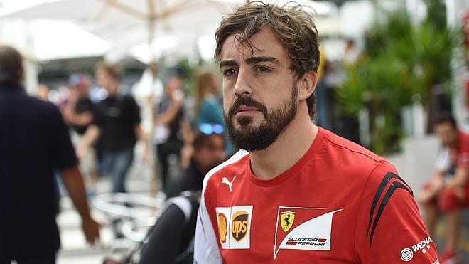 Alonso: «Ser sextos es lo que merecíamos»