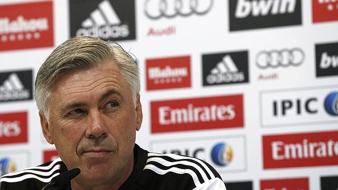 Ancelotti: «El récord es importante para la historia del Real Madrid»