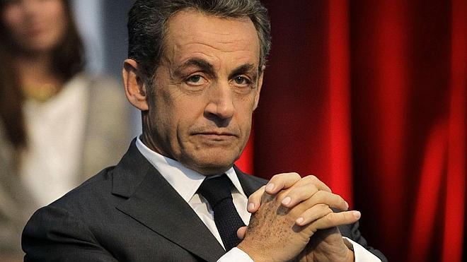 Sarkozy está en contra de reconocer ahora el Estado palestino