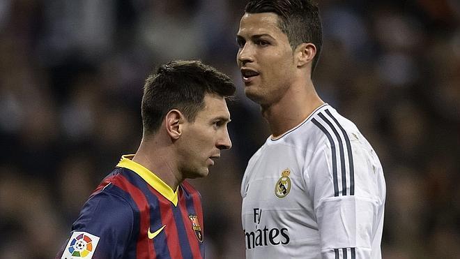 Cristiano y Messi compiten con Neuer por el 'Balón de Oro'