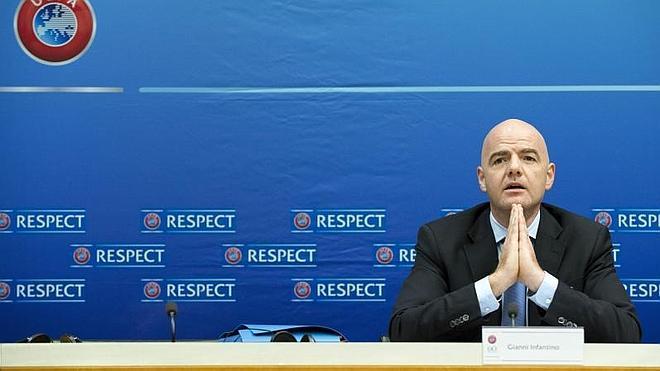 La UEFA aumenta a trece, ninguno español, el número de clubes investigados